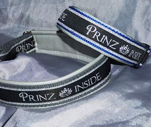 Hunde Halsband Prinz inside -