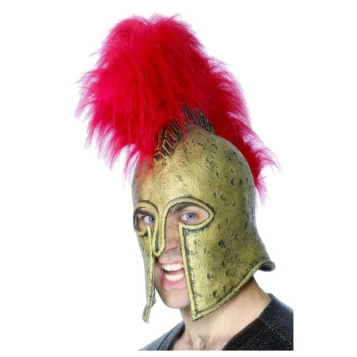 Römerhelm Helm Römer Gladiator Gladiatorhelm Kriegerhelm Sparta Spartanerhelm 300 ()