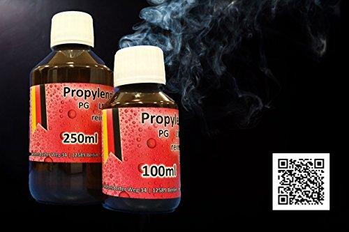 250ml Propylenglykol PG E-Liquid Base Propylenglycol 99,5 % LMQ reinst nach USP - 2