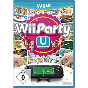 Wii Party U - Game Only (Nintendo Wii U)