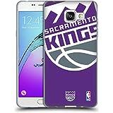 Officiel NBA Icône Surdimensionnée Sacramento Kings Étui Coque en Gel molle pour Samsung Galaxy A5 (2016)