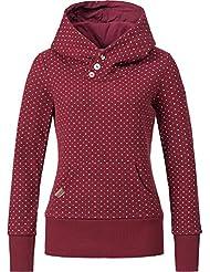 Ragwear Damen Sweatshirt Hoodie Chelsea (vegan hergestellt) 13 Farben XS-XL