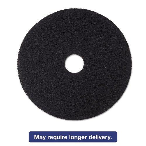Low-Speed Abisolierpad 7200, 53,3 cm Durchmesser, Schwarz, 5 Stück