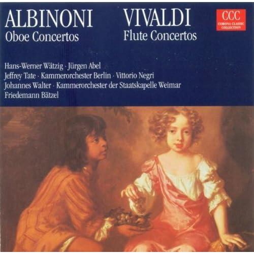 Oboe Concerto in D major, Op. 7, No. 6: III. Allegro