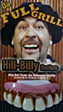 Full Grill Billy Bob Fake False Teeth for Fancy Dress Costumes & Outfits Accessory