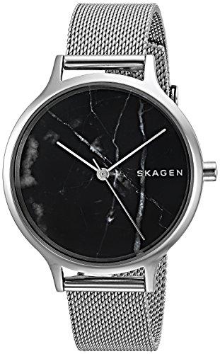 Skagen Analog Black Dial Women's Watch-SKW2673 image