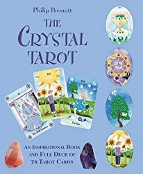 The Crystal Tarot: An inspirational book and full deck of 78 tarot cards by Philip Permutt (2010-09-09)