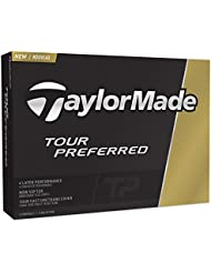 TaylorMade Golf 2016 Tour Preferred TP Hommes Soft Tech ™ 5-Couche Balles de Golf