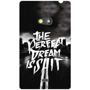 Nokia Lumia 625 Back Cover - Dream Designer Cases