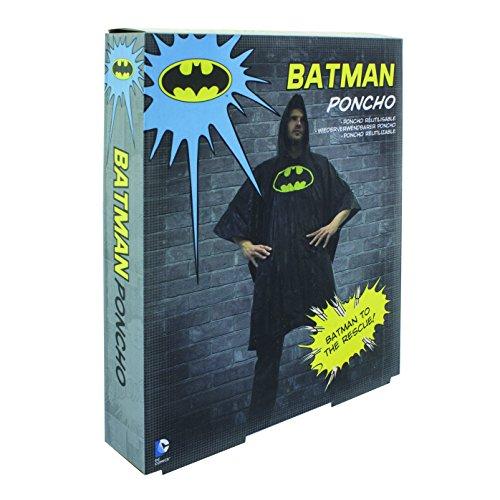 Black Hood Robin Kostüm - Flashpoint AG DC Comics Batman Poncho Standard [Andere Plattform]