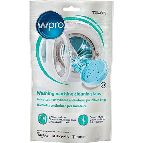 wpro AFR301 - Reinigertabs für Waschmaschinen/ Entfernt unangenehme Gerüche (Power-waschmaschinen-zubehör)