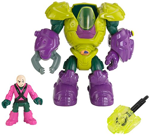 Fisher-Price Imaginext DC Super Friends Lex Luthor Mech Suit by Fisher-Price