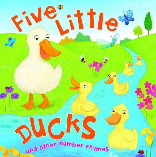 Five Little Ducks (Nursery Rhymes)