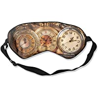 Antique Pocket Watch Sleep Eyes Masks - Comfortable Sleeping Mask Eye Cover For Travelling Night Noon Nap Mediation... preisvergleich bei billige-tabletten.eu