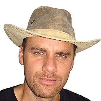 Amazonas Real Brazillian Tarp Hat Outback - Festival (Small)