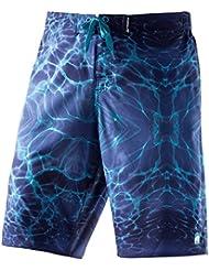 Firefly Steward swims Pantalones Cortos Hombre Bañador para hombre Pantalones azul marino azul Talla:XL