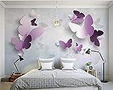 ShAH Schmetterling Foto Tapete Schlafzimmer 3D Wohnzimmer Tv Hintergrundbild Für Wände 3D Jeder Größe Hintergrundbild Anpassen 3D Tapete Hintergrundbild Wallpaper Wandmalerei Fresko Mural 150cmX100cm