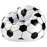 Fauteuil gonflable ''Ballon de Foot''