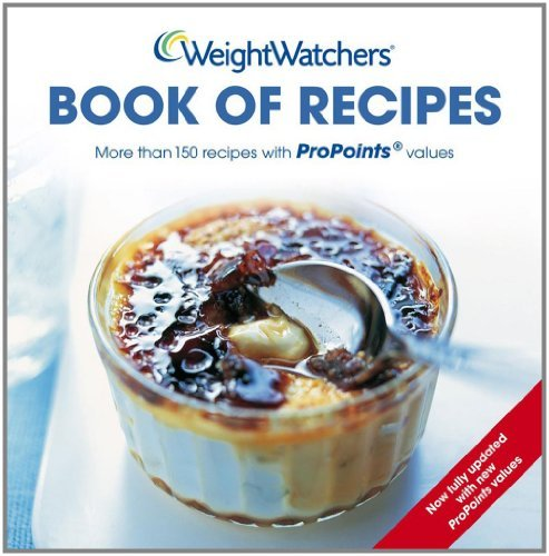Weight Watchers Book of Recipes by Weight Watchers (2011-08-04)