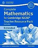 Complete Mathematics for Cambridge IGCSE® Teacher Resource Pack (Extended) (Cie Igcse Complete)