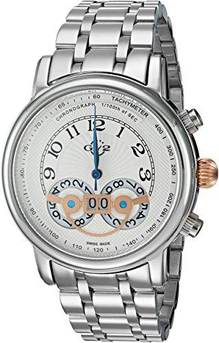 Reloj - Gevril - Para - 8100B