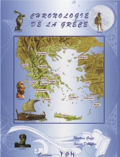 Chronologie de la Grèce