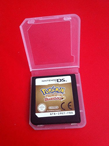 Pokémon Version Or - Heartgold (inkl. Pokéwalker) [FR Import]