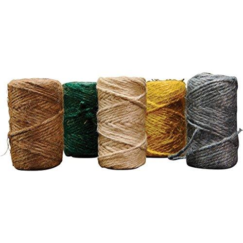 SPRINGBOARD 70031Jute Garn natürlichen Farben (Natürliches Garn)
