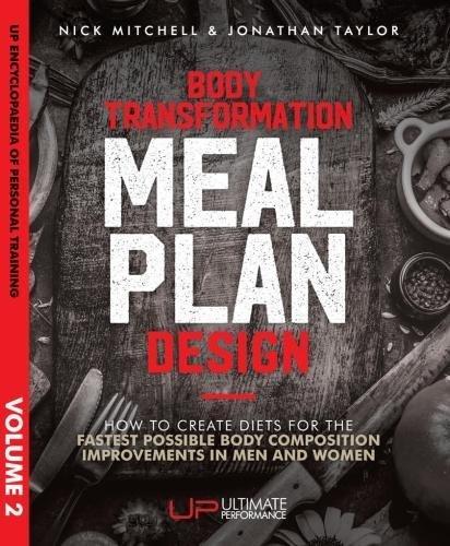 Principles of Body Transformation Meal Plan Design