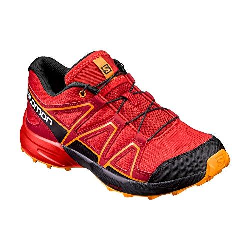 Salomon Speedcross Kids Scarpe Da Trail Corsa - AW17 Red