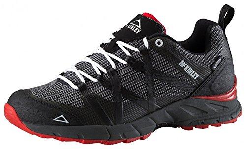 McKinley Multi della scarpa Michigan AQX M Anthracite/ Black