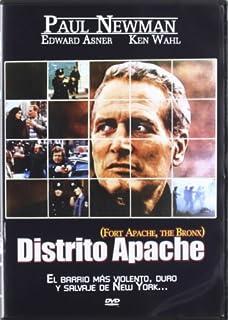 Distrito Apache (Fort Apache, The Bronx) Daniel Petrie - Paul Newman.(Audio in Englisch, Katalanisch und Spanisch)