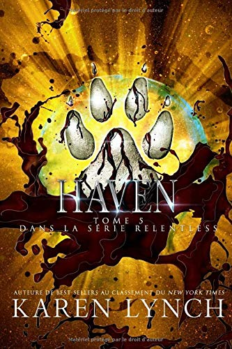 98853bae5043 Haven (Relentless Tome 5)