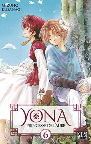 Yona - Princesse de l'Aube Vol.6 par KUSANAGI Mizuho