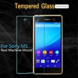 M.G.R Tempered Glass Screen Protector for Sony Xperia M5 E5603