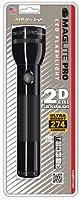 Mag-Lite ST2P016 2 D-Cell Pro Lampe Torche LED Métal Noir 25 cm de Mag-Lite