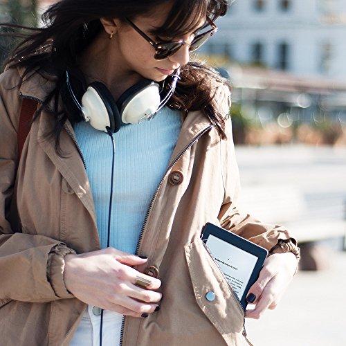 "E-reader Kindle Paperwhite, pantalla de 6"" (15,2 cm) de alta resolución (300 ppp) con luz integrada, wifi (Negro) - incluye ofertas especiales"