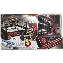 Ring de WWE. Incluye Figura Kevin Owens y Otros Accesorios