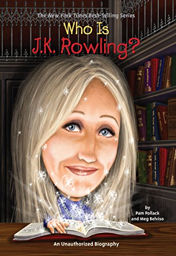 Who is J.K. Rowling? (Who Was...?) por Pam Pollack