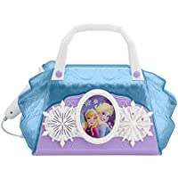 Frozen Anna & Elsa Sing Along Boombox With Real Working Microphone, Built In Music and MP3 Player Compatible