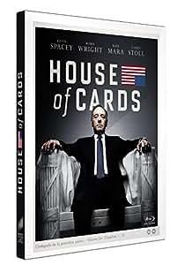 House of cards - Saison 1 [Blu-ray]