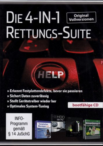 Die 4-in-1 Rettungs-Suite
