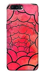 KanvasCases Back Cover Fot OnePlus 5