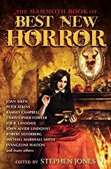 The Mammoth Book of Best New Horror 24 by [Jones, Stephen]