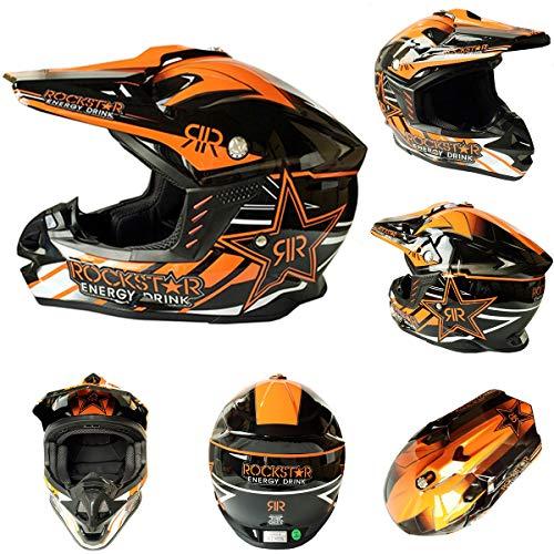 XBTECH Motocross Casco Full Face Motocross Casco Unisex