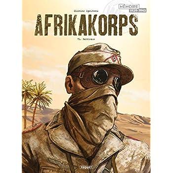 Afrika Korps T1: Battleaxe