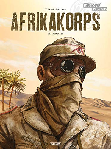 Afrika Korps T1: Battleaxe par  (Album - May 29, 2019)
