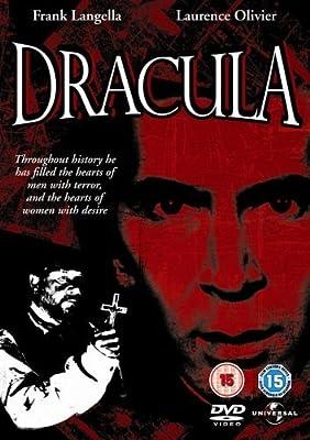 Dracula [DVD] by Frank Langella