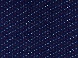 Prestige Stoffe kleinen Anker blau Poly Baumwolle Nähen