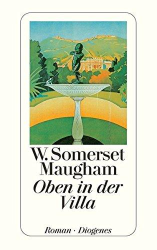 Buchseite und Rezensionen zu 'Oben in der Villa (detebe)' von W. Somerset Maugham